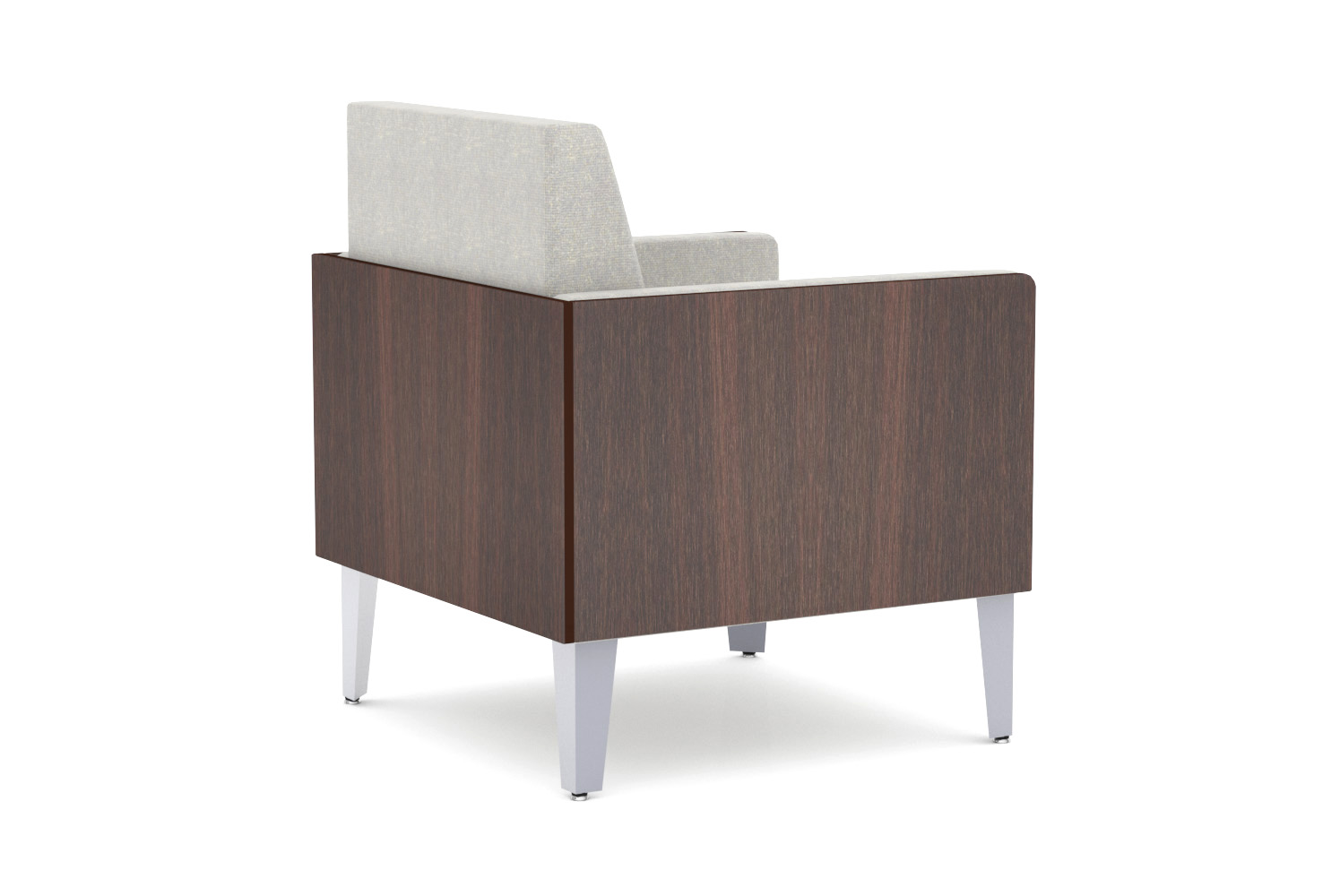 Malibu, Lounge, Surround Panel, Metal Legs