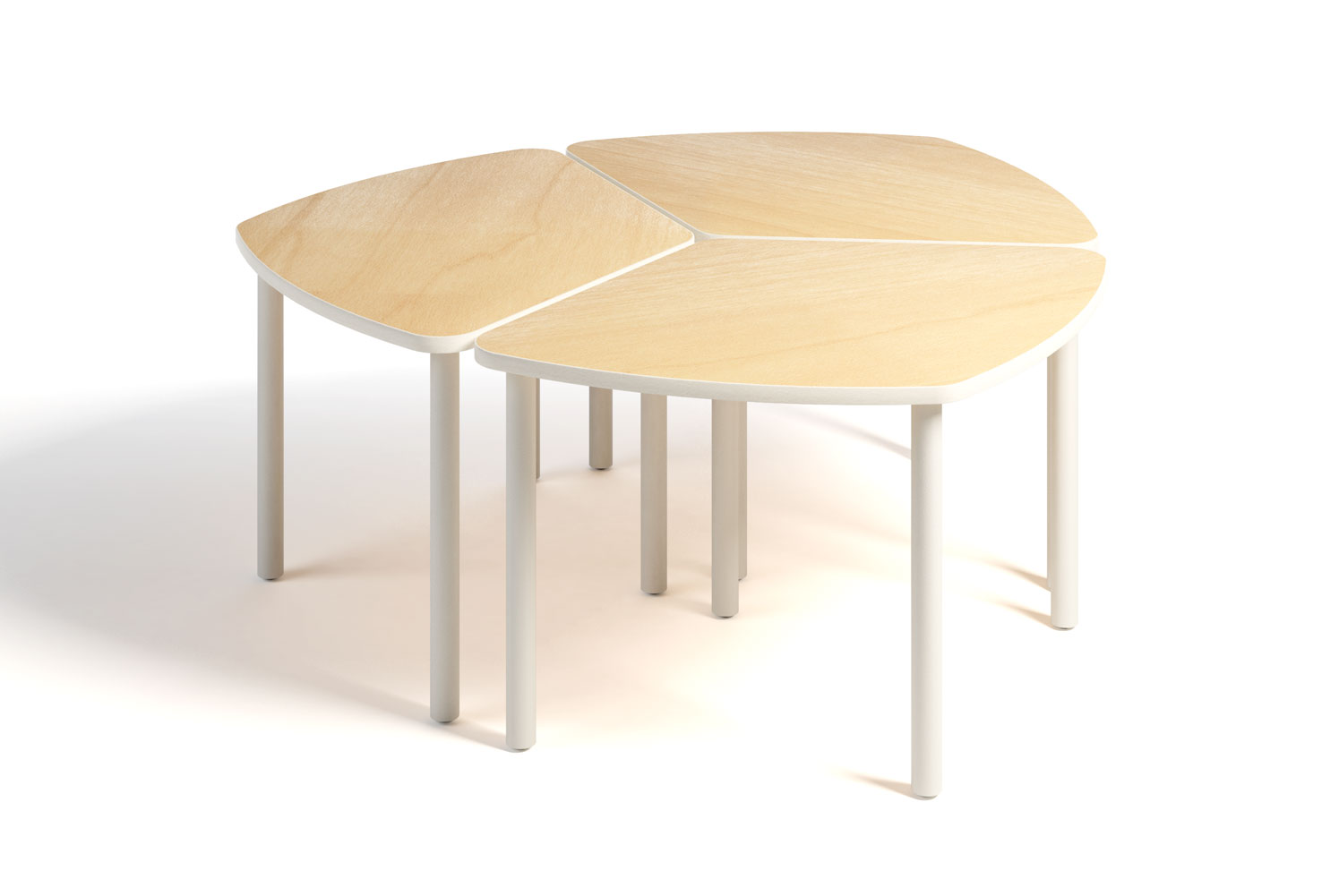 Tilted Square Table Group