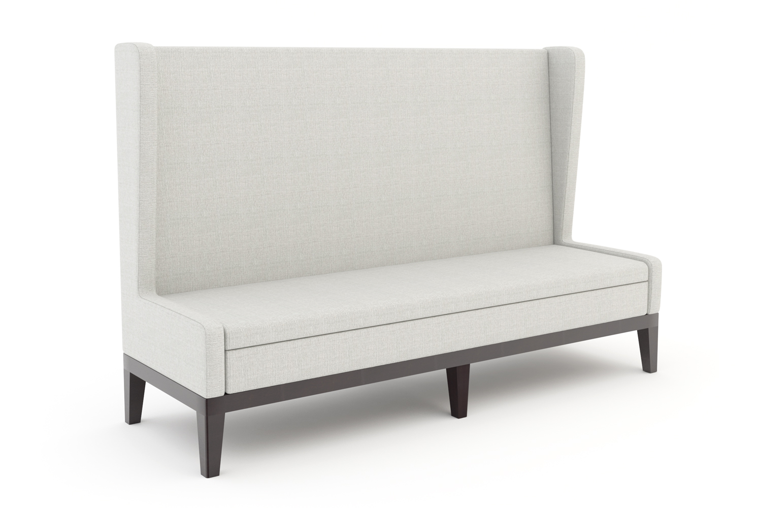 Symphony, Banquette, 3-Seat, High Back